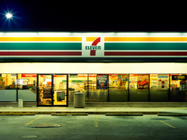 An Ode to the Eerie Charm of Convenience Stores At Night