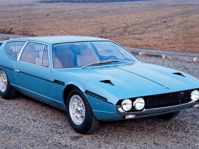 CEO Hints a Lamborghini Espada Successor Could Be in the Works