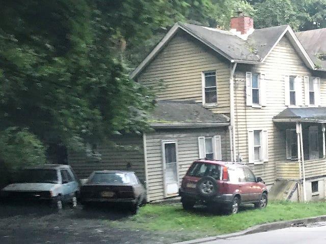 I May Have Found Zoidberg's Secret Pennsylvania Vacation Home