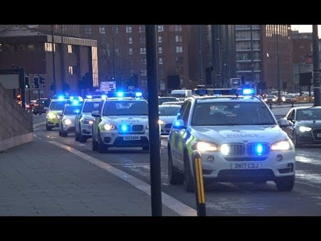 Merseyside Police / X5 BMW's / X1 BMW's / Armed Response Vehicles / Responding