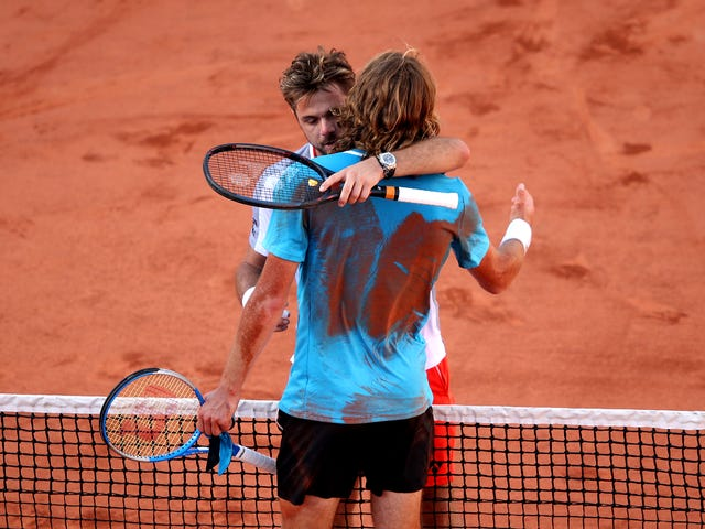 The Greatest Tennis Match Of The Year Was A Filthy, Hectic War
