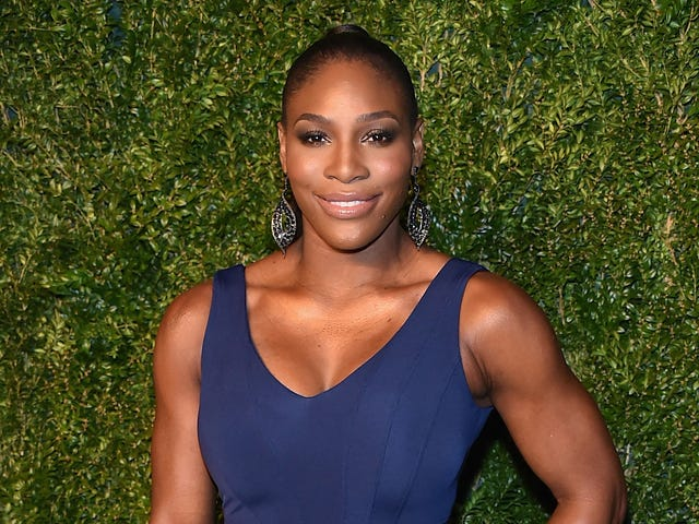This Is Not a Drill: Serena Williams Just Teamed Up With Poshmark