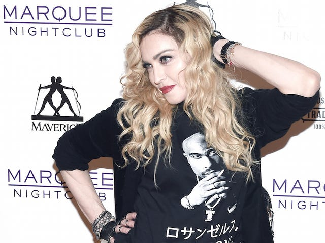 Madonna's Son Is Being Legally Forced to Spend Christmas with Her in New York