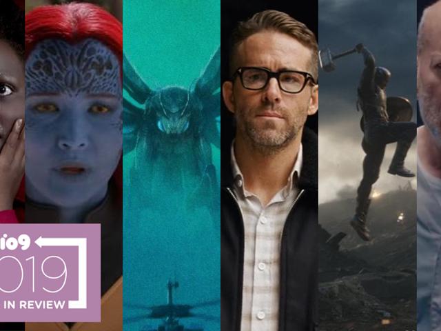 Los 12 mejores (y 4 peores) momentos de la película de 2019