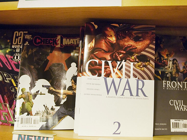 The U.S.'s Largest Comics Distributor Is No Longer Shipping, Due to Covid-19