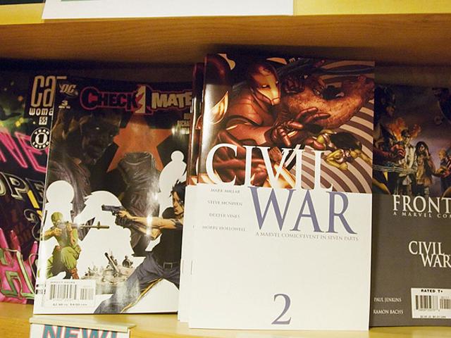 ABD'nin En Büyük Çizgi Roman Distribütörü, Covid-19'dan dolayı artık nakliye değil