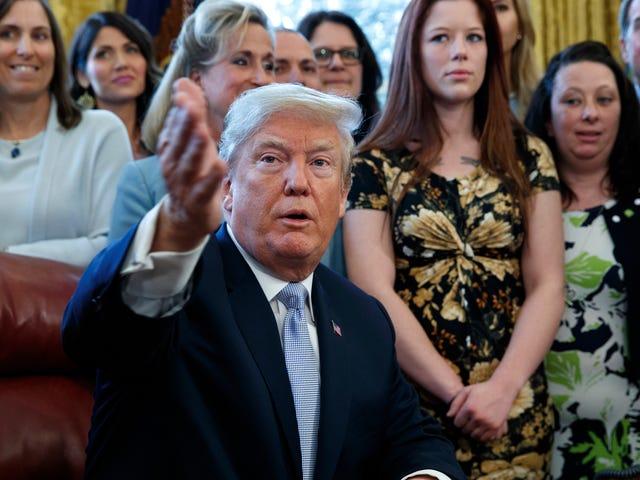 Trump firma FOSTA in legge, ignorando gli avvertimenti dei lavoratori sessuali e mettendo a rischio la loro sicurezza