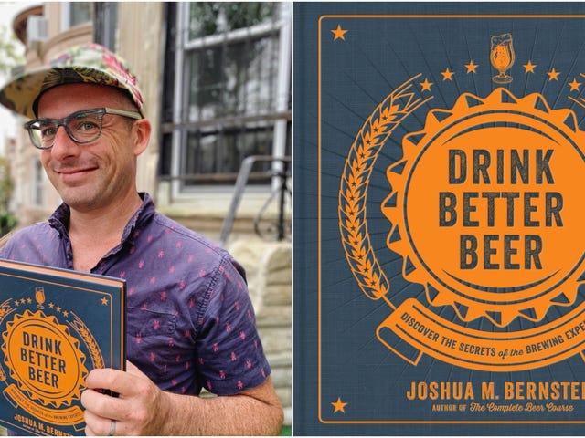 この男はあなたがより良いビールを飲むのを助けることができます