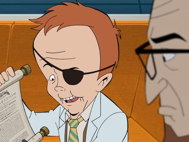 On The Venture Bros., everyone gets the nemesis they deserve