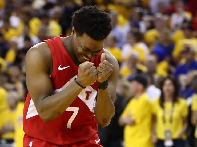 Toronto Freaking Raptors Artık NBA Şampiyonu Oldu