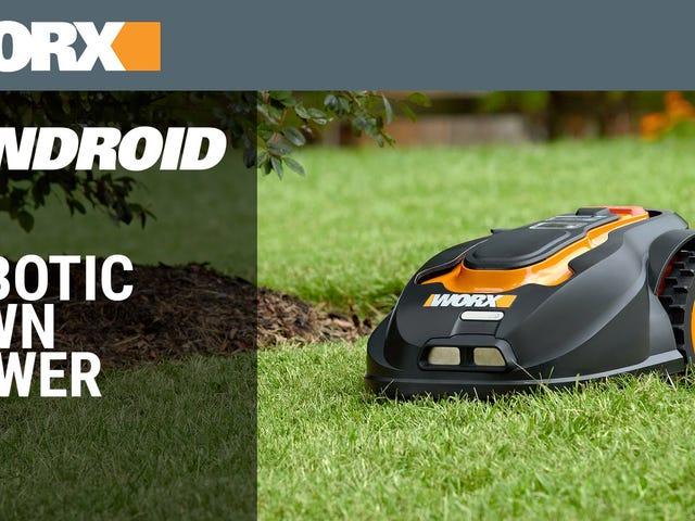 Jimat $ 80 Pada Roomba Untuk Lawn Anda
