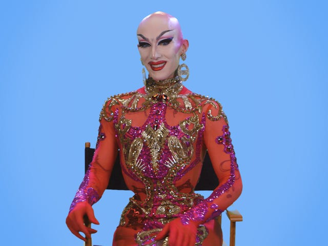 Sasha Velour Wants to Redefine Drag