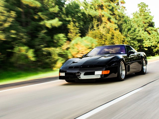 Your Ridiculously Awesome Corvette Callaway CR-1 Wallpapers Are Here