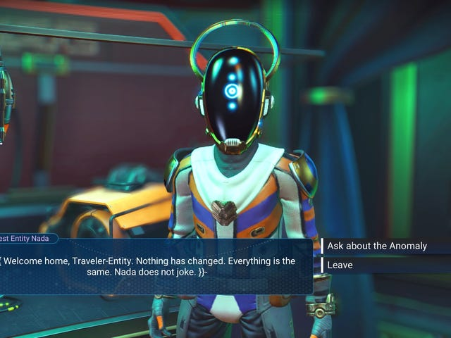 No Man's Sky's New Multiplayer Hub Seems Fun, But It's Broken