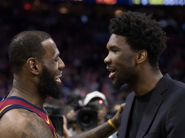 LeBronWatch: Ikke Philly, Nei, Aldri Philly