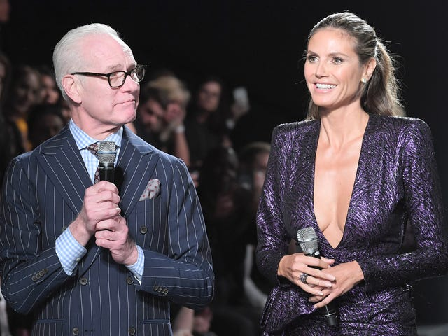 Heidi Klum and Tim Gunn Are Leaving Project Runway for Amazon