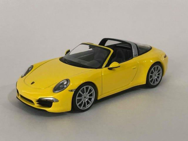Minichamps 1/43 Porsche 911 Targa 4 (991.1)
