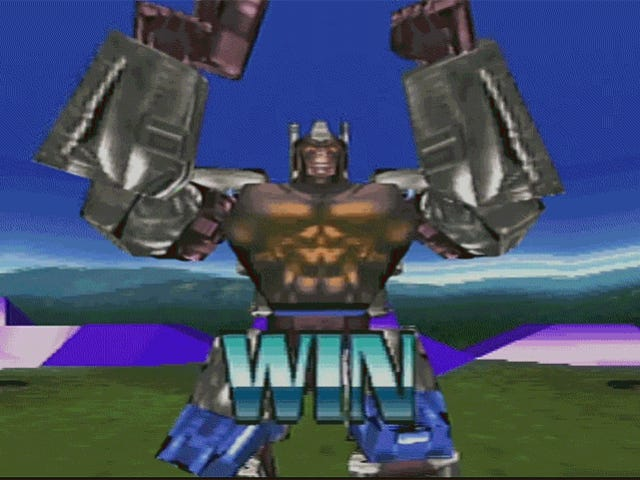 The Best Transformers Cartoon Got The Worst Video Games