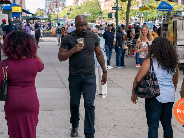 Luke Cage reinvents itself along with its hero