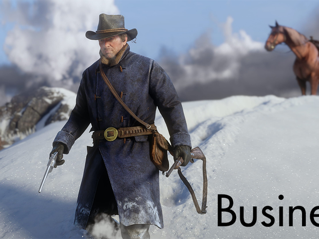 This Week in the Business: Red Dead Is Number Two With A Bullet