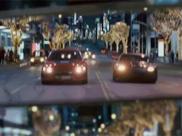 Supercut yang benar-benar menyenangkan memiliki semua adegan mobil paling keren dalam film