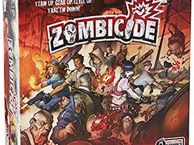 TAY Board Game Club: Zombicide (Tomorrow Night)