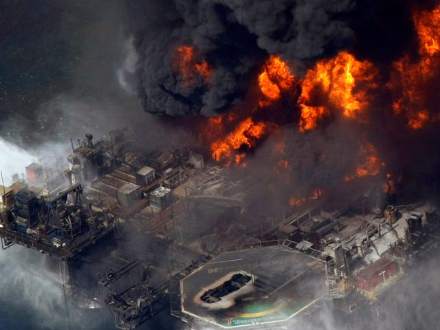 Trump Wants to Roll Back Safety Regulations That Could Have Helped Prevent Deepwater Horizon Disaster