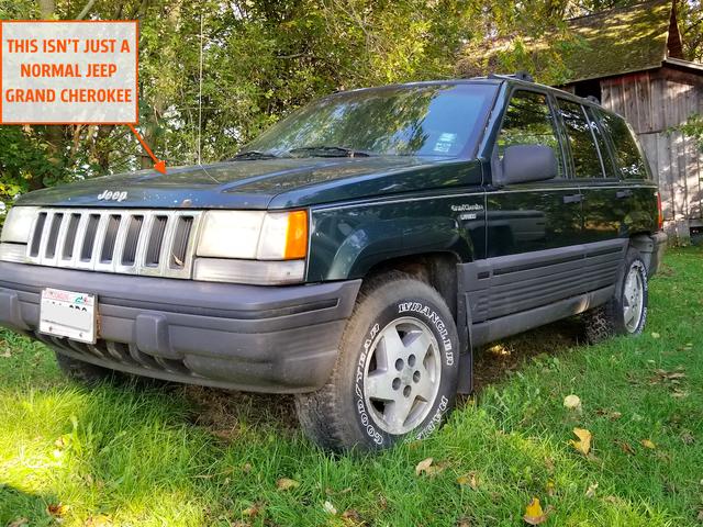 El Santo Grial de Jeep Grand Cherokees se sienta en una antigua granja lechera de Wisconsin, pero puede estar condenado