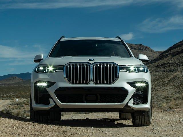 Narito ang Pinakatanyag na Mga Tampok na Natagpuan ko sa isang $ 93,000 na BMW X7