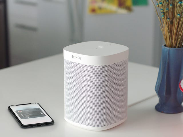 Cómo (finalmente) transmitir música a su altavoz Sonos con AirPlay 2