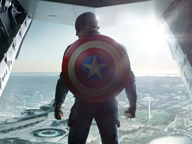 This YouTube Athlete Finds Out What It'd Be Like to Parkour As Captain America