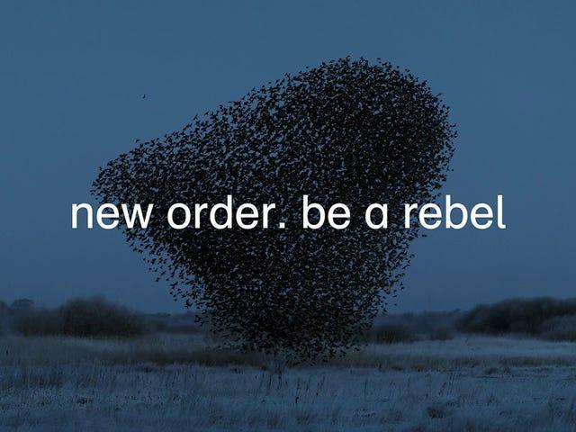 Track: Be a Rebel | Artist: New Order | Album: Be a Rebel (single)