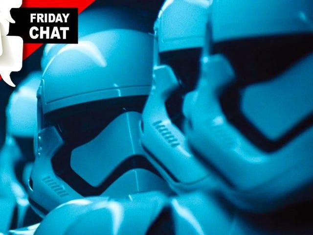 Hablemos de <i>Star Wars: The Force Awakens</i> con spoilers y sin vergüenza