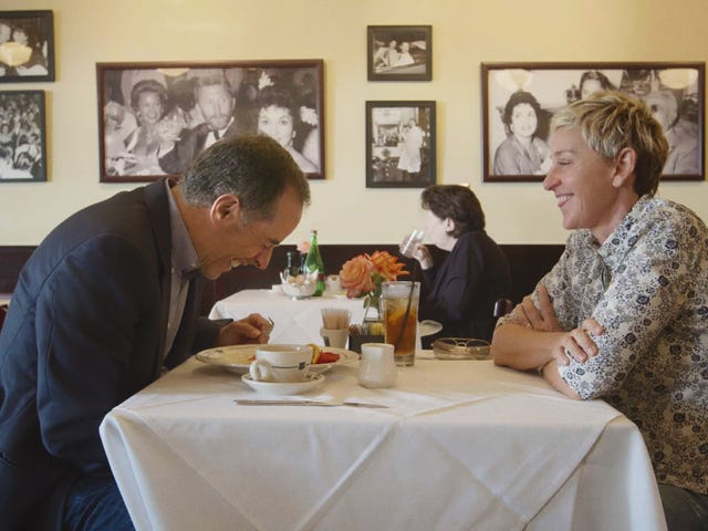 Comedians In Cars now writing Google Maps reviews
