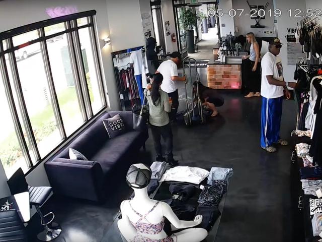 Dennis Rodman Accused Of Stealing, Destroying Yoga Studio's 400-Pound Amethyst Crystal