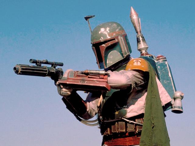 El đạo diễn de <i>Logan</i> sưu tập của Boba Fett en el universo de <i>Star Wars</i>