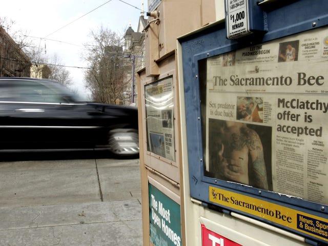 <i>Sacramento Bee</i> Naglabas ng 19.5 Milyon na Mga Botohan ng California sa California, Agad na Nakompromiso ng Mga Hacker