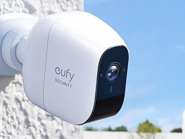 Start Your EufyCam Collection With A One or Two-Camera Starter Kit Deal