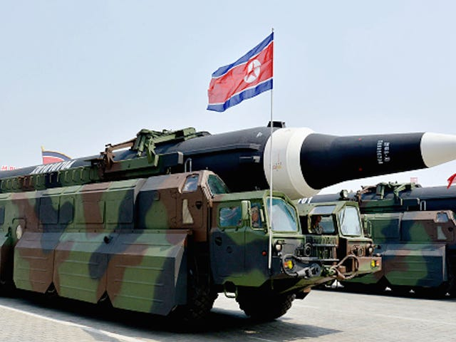 North Korea Tests Strategic Missile That Could Carry a Nuclear Warhead