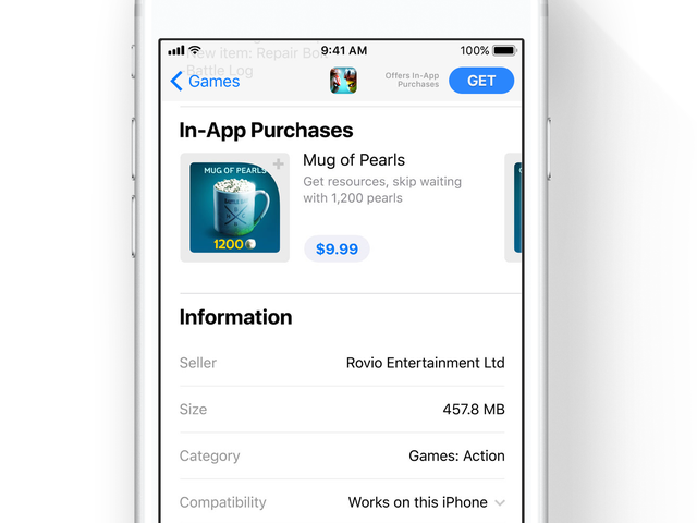 Why You Should Look Up an iOS App's In-App Purchases Before You Buy It [Updated]