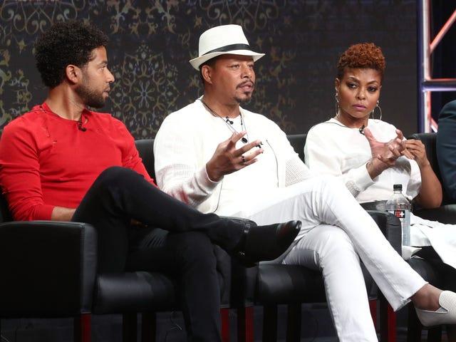Después de desconectar el <i>Empire</i> , el CEO de Fox aborda los problemas de diversidad