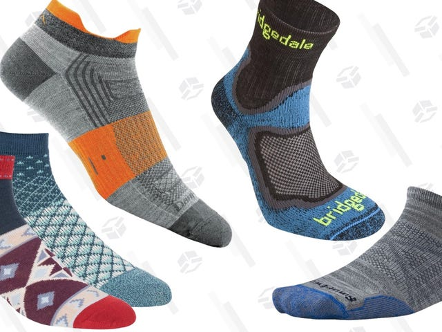 Stock Up On Socks--Our Readers' Favorite Socks--For 20% Off