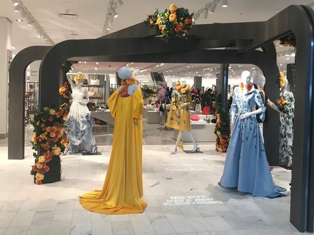 Inside the Terrifying Labyrinth of Manhattan's Newest Mega-Luxury Mall