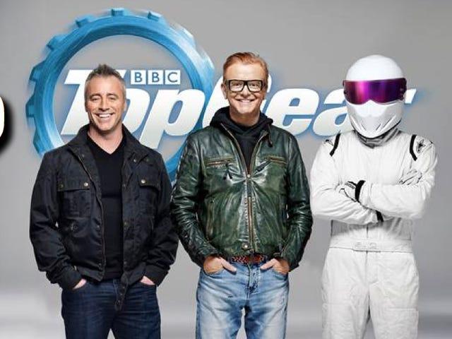 Top Gear θα έχει τουλάχιστον πέντε κεντρικούς υπολογιστές, σύμφωνα με την βαθιά ιατροδικαστική ανάλυση