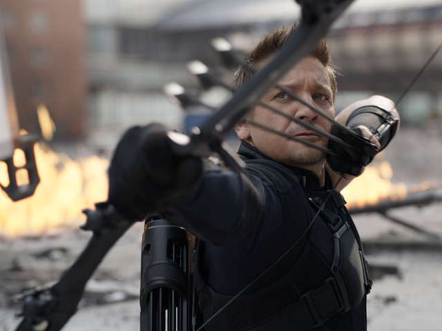 This Avengers: Infinity War Poster Doesn't Forget Hawkeye