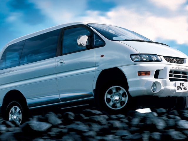 Ai nói minivan không thể hùng vĩ?