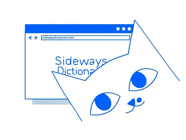 Sideways Dictionary Explains Complex Tech Jargon With Analogies