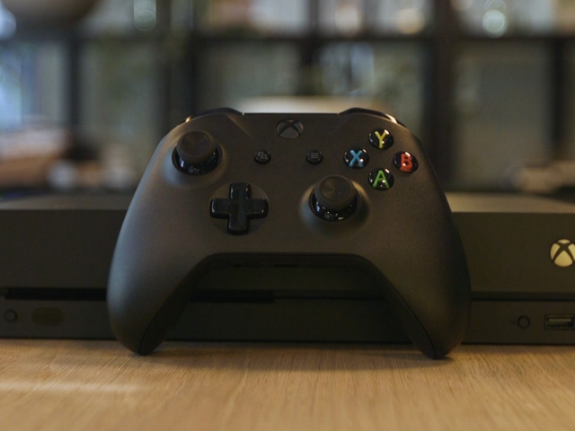 Xbox One Is Getting A Shuffle Button To Let You Go Through Your Backlog At Random