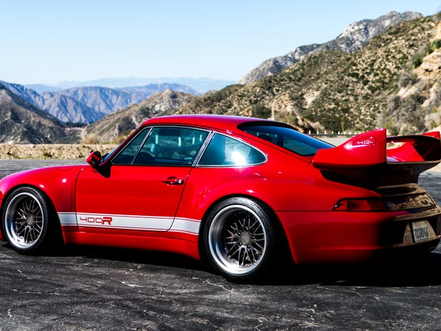 The $500,000 Gunther Werks 400R Is Like Porsche's Greatest Hits In One Car