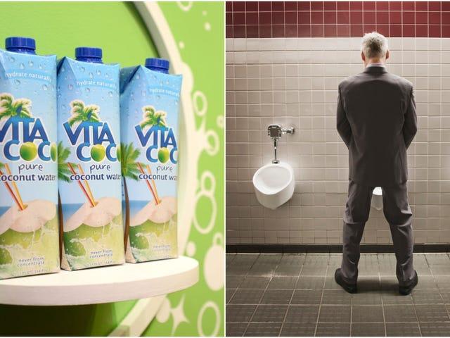 Vita Coco social media calls Twitter guy's bluff, offers jar of piss